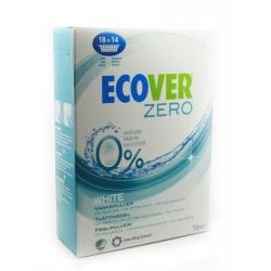 Экологический стиральный порошок-ультраконцентрат для белого белья Ecover White Zero, 750 гр.