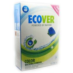 Экологический стиральный порошок-концентрат Ecover для цветного белья, 1200 гр