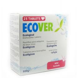 Экологические таблетки для посудомоечной машины Ecover, 500 гр