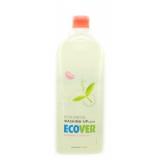 Жидкость для мытья посуды с грейпфрутом и зеленым чаем Ecover 1 литр