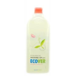 Жидкость для мытья посуды с грейпфрутом и зеленым чаем Ecover, 1 литр