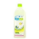 Жидкость для мытья посуды с лимоном и алое-вера Ecover 1 литр