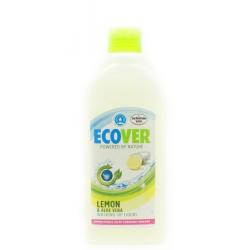 Жидкость для мытья посуды с лимоном и алое-вера Ecover, 500 мл
