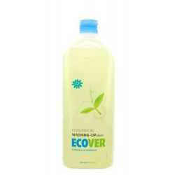 Жидкость для мытья посуды с ромашкой и календулой Ecover, 1 литр