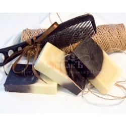 Мыло-шампунь Дегтярное, 100 гр