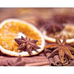 Гель для душа Апельсин и Корица, 250 мл