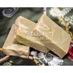 Мыло Кастильское с шёлком, 100 гр