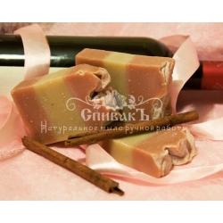 Мыло Пряный Глинтвейн, 100 гр