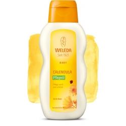 Масло с календулой для младенцев с нежным ароматом, 200 мл.