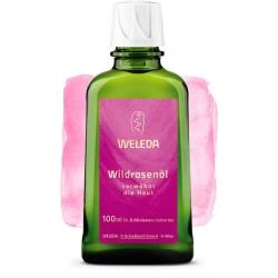 Розовое нежное масло для тела, 100 мл.
