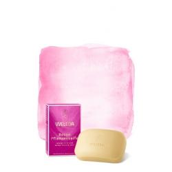 Розовое растительное мыло, 100 гр.
