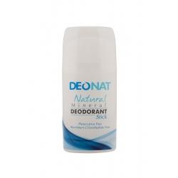 Кристаллический натуральный дезодорант Deonat (стик в пластиковой тубе), 100 гр.