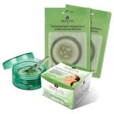 Охлаждающие подушечки с огуречным экстрактом 10 шт, Skinlite